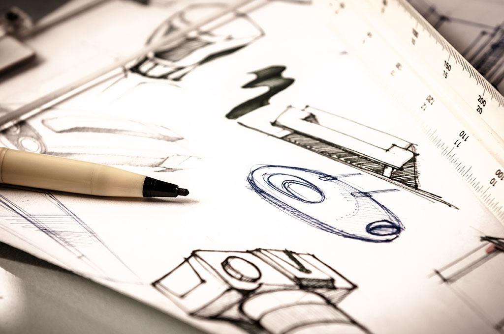 Diseño industrial de una marca