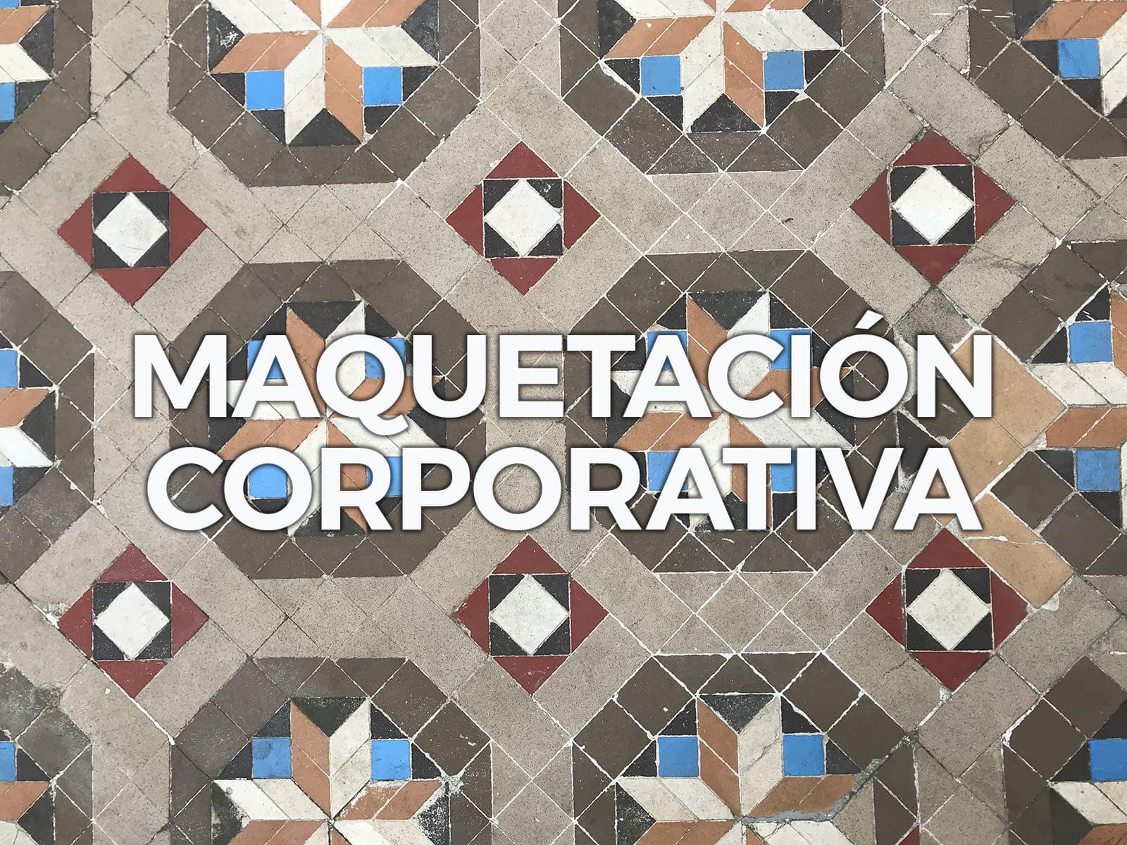 Claves de la maquetación corporativa