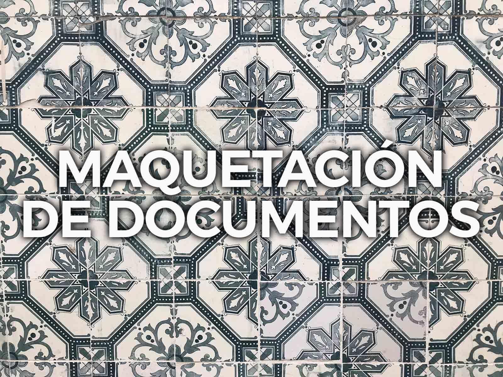 Maquetación de documentos profesional con Sígaris