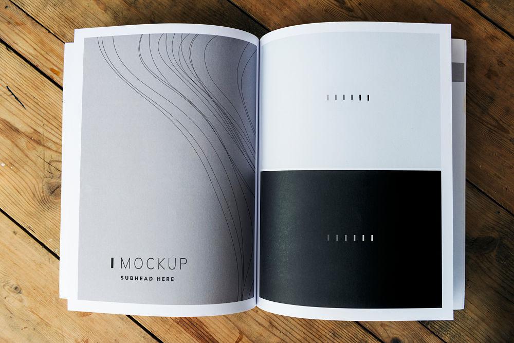 Diseño de revistas personalizadas
