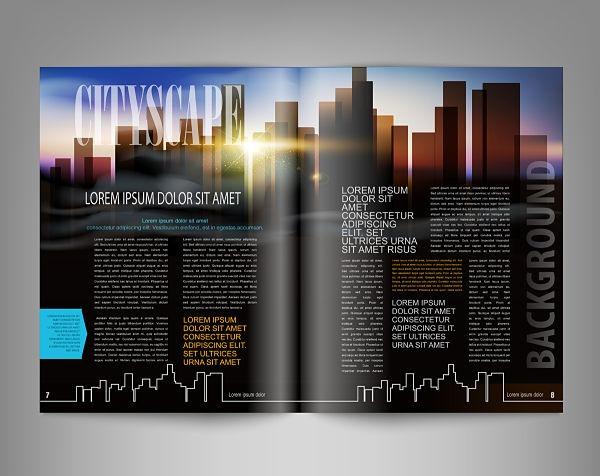Diseño editorial de revistas