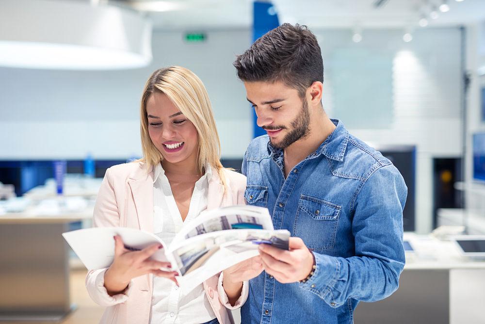 Maquetación de catálogos para empresas